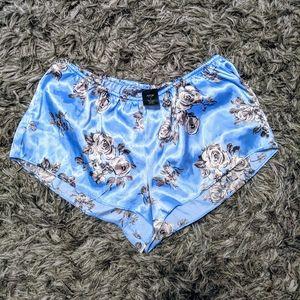 Apt. 9 Silk Cheeky Pajama Shorts